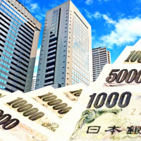 不動産大手5社負債10兆円