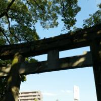 神社の敷地