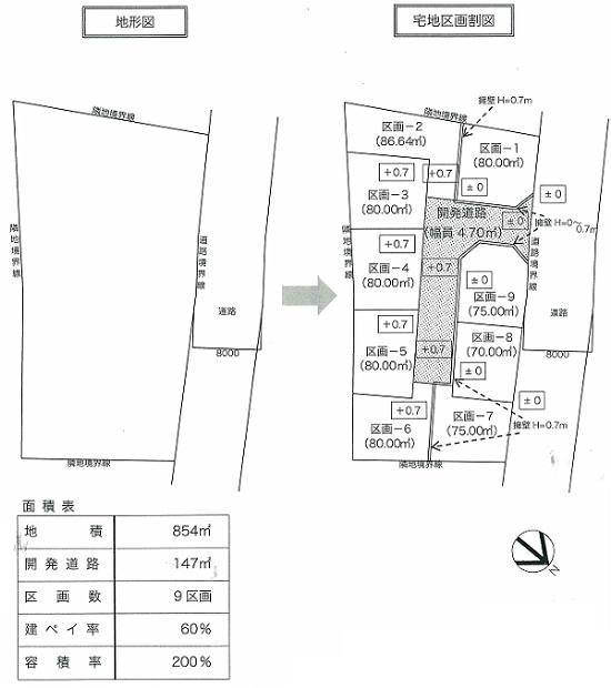 20180912宅地区割図